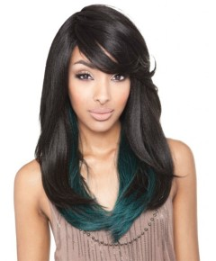Brazilian Remi Brown Sugar Style Mix HH BS 110 Wig