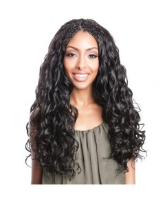 Caribbean Syn Bahamas Loose Wave Braid CB 2