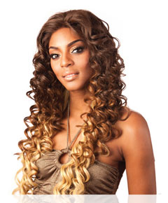Red Carpet Premiere Lace Front Wig Syn Super Caroline