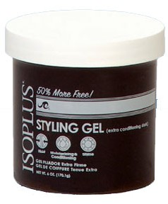 ISOPLUS Pre Conditioning Dark Styling Gel