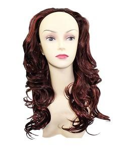 J Adore Classic Half Wig