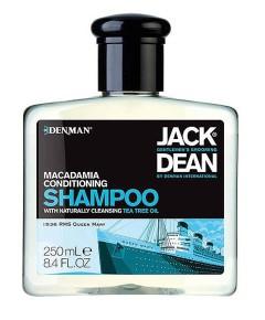 Jack Dean Macadamia Conditioning Shampoo