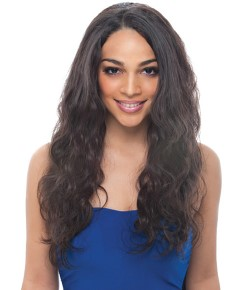 Janet HH Brazilian Natural Body Lace Wig