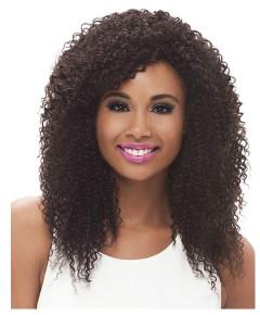 Brazilian Bundle Hair Bombshell Natural Afro Jerry Weave 42