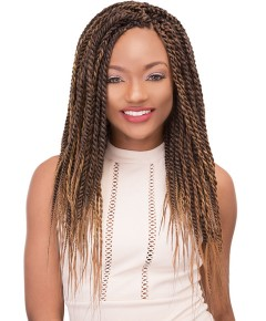 Janet Collection Perm Yaky Syn EZ Wear Braid