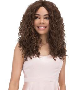 Natural Super Flow Deep Part Syn Gloria Lace Wig