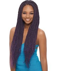 Jamaican Reggae Style Syn 3 X Afro Twist Braid