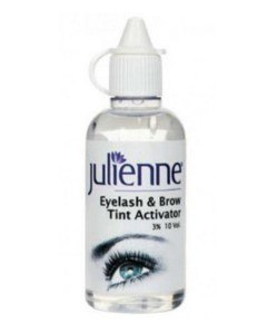 Julienne Eyelash And Brow Tint Activator