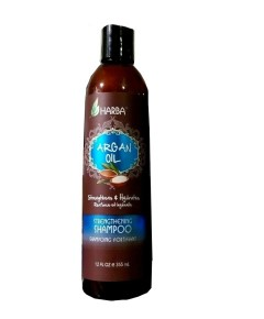 Harba Argan Oil Strengthening Shampoo