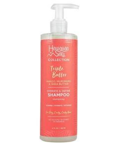 Hawaiian Silky Triple Butter Hydrate And Define Shampoo