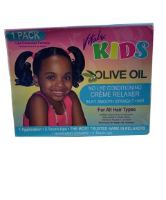 Vitale Kids Olive Oil No Lye Creme Relaxer