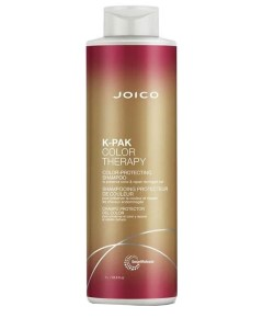 K Pak Color Therapy Color Protecting Shampoo