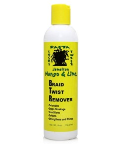 Jamaican Mango And Lime Braid Twist Remover
