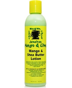 Jamaican Mango And Lime Mango N Shea Butter Lotion