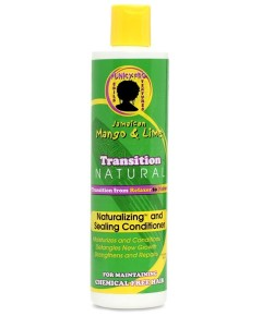 Jamaican Mango And Lime Transition Natural Naturalizing And Sealing Conditioner