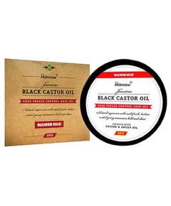Jamaican Black Castor Oil Edge Freeze Control Hair Gel Maximum Hold