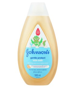 Johnsons Gentle Protect Kids Bath