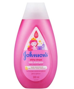 Johnsons Shiny Drops Kids Shampoo