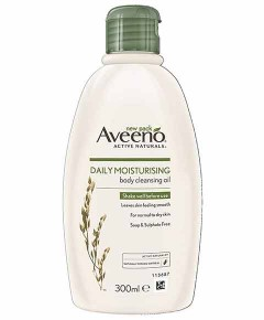 Aveeno Active Naturals Daily Moisturising Body Cleansing Oil