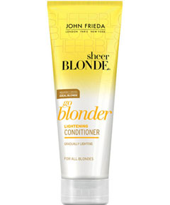 John Frieda Frizz Ease Sheer Blonde Go Blonder