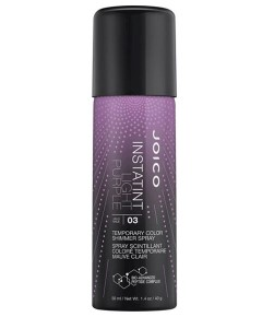 Instant Temporary Color Shimmer Spray