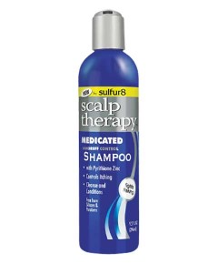 Sulfur 8 Scalp Therapy Medicated Shampoo