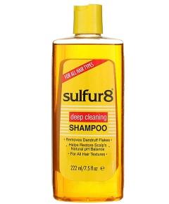 Sulfur 8 Medicated Shampoo