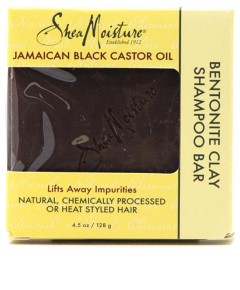 Jamaican Black Castor Oil Bentonite Clay Shampoo Bar