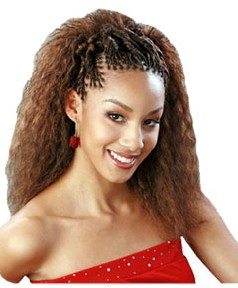 Janet Human Hair For Braiding – Triple Weft Hair Extensions