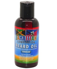 Jahaitian Beard Oil Chiseled