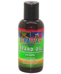 Jahaitian Beard Oil Fox Hunter