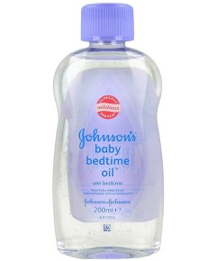 Johnsons Baby Bedtime Oil