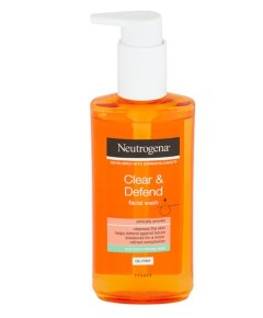 Neutrogena Visibly Clear Spot Proofing Daily Wash