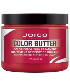 Color Butter Color Depositing Treatment RED