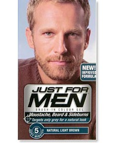 Just For Men Brush In Colour Gel