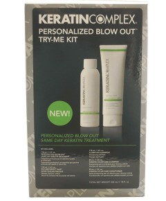 Personalized Blow Out Try Me Kit