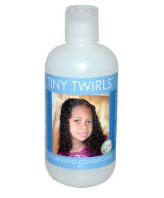 Kinky Curly Tiny Twirls Detangling Conditioner