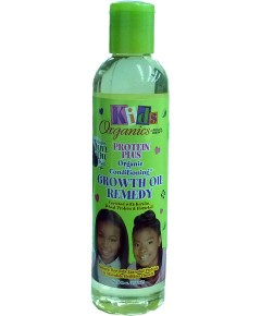 Kids Organics Protein Plus Organic Conditioning Growth Oil Remedy