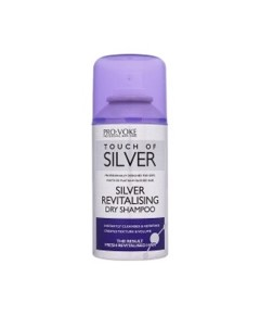 Pro Voke Touch Of Silver Silver Revitalising Dry Shampoo