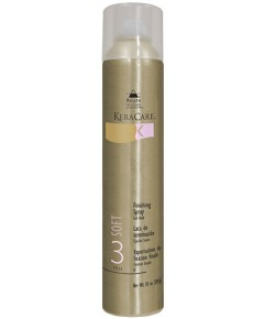 KeraCare Finishing Spray Soft Hold