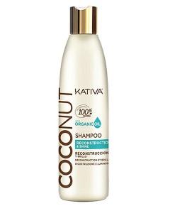 Coconut Organic Oil Reconstruction Shampoo