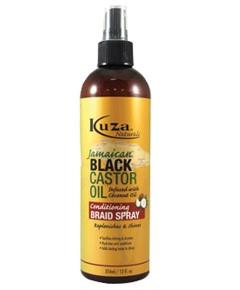 Jamaican Black Castor Oil Conditioning Braid Spray