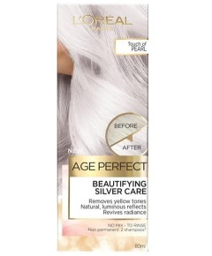 Age Perfect Beautifying Silver Care Color Touch Of Pearl