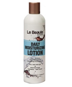 Le Beaute Natural Daily Moisturizing Lotion