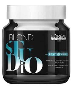 Blond Studio Platinium Plus Fast Action Paste