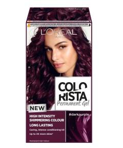 Colorista Permanent Gel Dark Purple