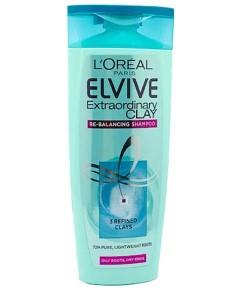 Elvive Extraordinary Clay Re Balancing Shampoo