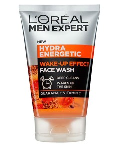 Men Expert Hydra Energetic Wake Up Effect Face Wash