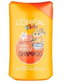 Kids Tropical Mango Shampoo