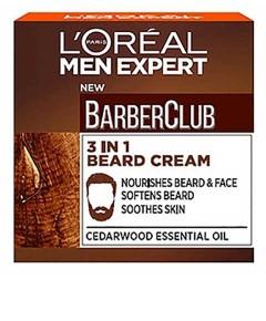 Men Expert Baberclub 3 In 1 Beard Cream